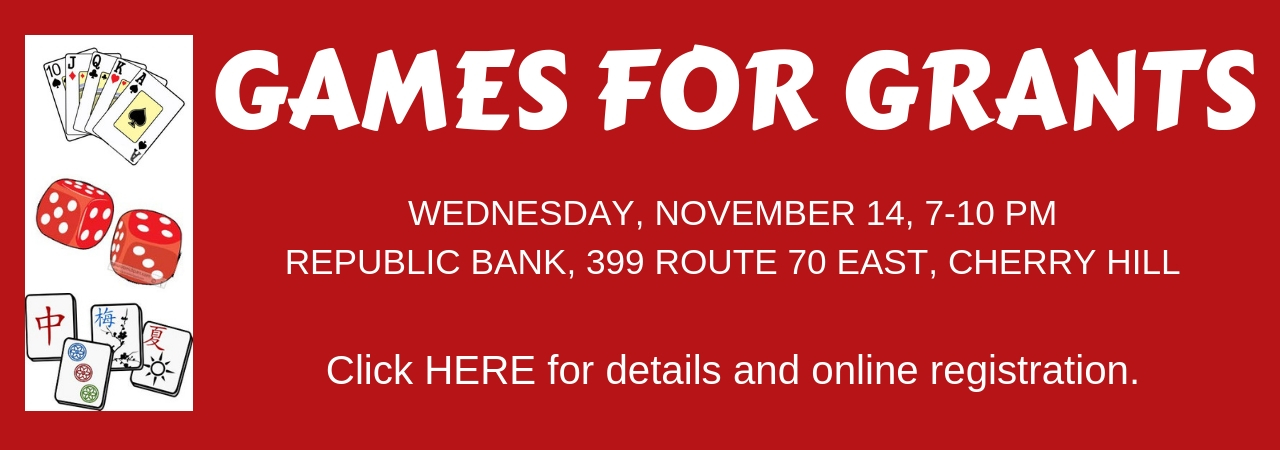 Games For Grants @ Republic Bank | Evesham Township | New Jersey | United States